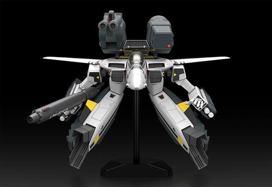 驚異の全長約57cm!PLAMAX 超時空要塞 マクロス VF-1 スーパー/ストライク ガウォーク バルキリー プラモデルが予約開始! 0424hobby-palamax-IM005