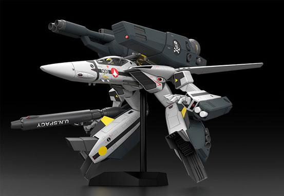 驚異の全長約57cm!PLAMAX 超時空要塞 マクロス VF-1 スーパー/ストライク ガウォーク バルキリー プラモデルが予約開始! 0424hobby-palamax-IM006