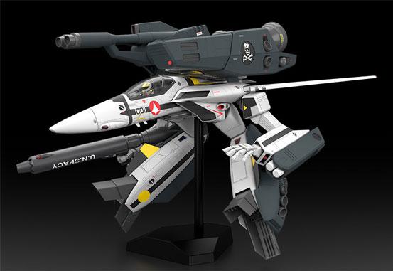 驚異の全長約57cm!PLAMAX 超時空要塞 マクロス VF-1 スーパー/ストライク ガウォーク バルキリー プラモデルが予約開始! 0424hobby-palamax-IM007