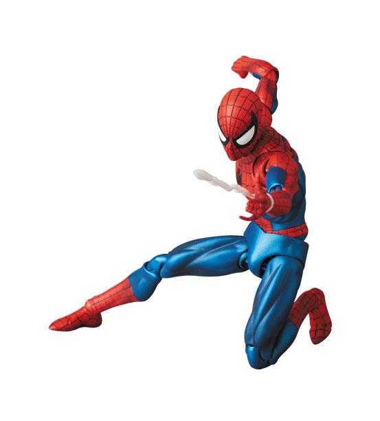 コミック版のイメージを完全再現!マフェックス No.075 MAFEX SPIDER-MAN(COMIC Ver.) 可動フィギュアが再販予約開始! 0424hobby-spidy-IM002