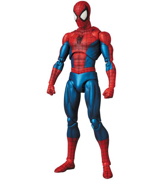 コミック版のイメージを完全再現!マフェックス No.075 MAFEX SPIDER-MAN(COMIC Ver.) 可動フィギュアが再販予約開始! 0424hobby-spidy-IM003