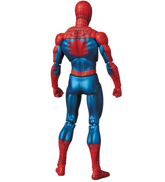 コミック版のイメージを完全再現!マフェックス No.075 MAFEX SPIDER-MAN(COMIC Ver.) 可動フィギュアが再販予約開始! 0424hobby-spidy-IM004
