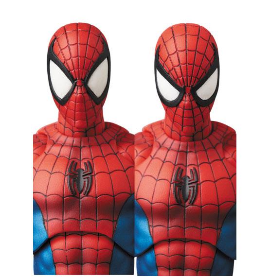 コミック版のイメージを完全再現!マフェックス No.075 MAFEX SPIDER-MAN(COMIC Ver.) 可動フィギュアが再販予約開始! 0424hobby-spidy-IM005