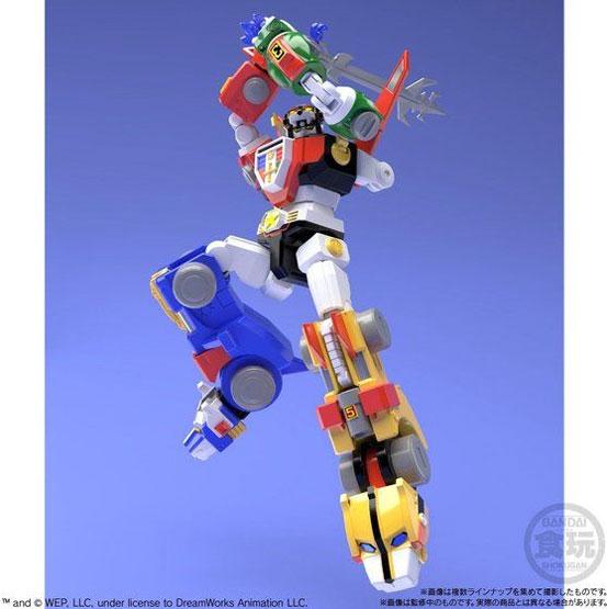 スーパーミニプラ 百獣王ゴライオン(5個入) が予約開始!15個の武器パーツが合体してミニプラオリジナル仕様の「メガブラスター」が完成! 0507hobby-goraion-IM004