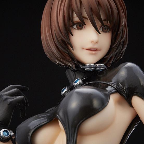ユニクリ「GANTZ:O 山咲杏 / レイカ(再販)」が予約開始!公式ショップ限定版の半裸スーツバージョンもあり! 0508hobby-gantz-IM003