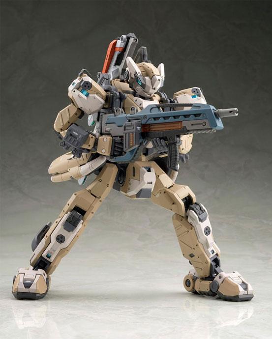 アルター「1/35 ボーダーブレイク クーガーNX 強襲兵装」プラモデル が登場!コクピットハッチの内部も精密に再現! 0509hobby-boder-IM003