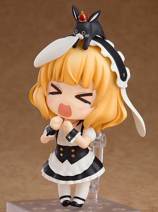 ウサギの「あんこ」も付属!グッスマ「ねんどろいど ご注文はうさぎですか?? シャロ」可動フィギュア が予約開始! 0510hobby-syaro-IM003