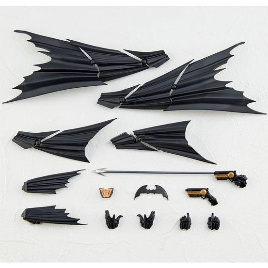 """""""蝙蝠""""形のマントを再現可能!アメイジング・ヤマグチ No.009「バットマン」 可動フィギュア が登場! 0511hobby-batman-IM001"""