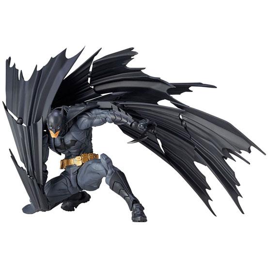 """""""蝙蝠""""形のマントを再現可能!アメイジング・ヤマグチ No.009「バットマン」 可動フィギュア が登場! 0511hobby-batman-IM002"""