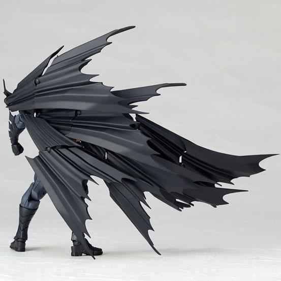 """""""蝙蝠""""形のマントを再現可能!アメイジング・ヤマグチ No.009「バットマン」 可動フィギュア が登場! 0511hobby-batman-IM007"""