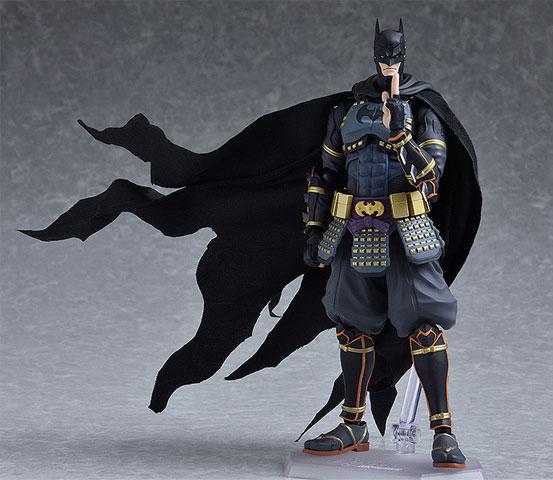 グッスマ「figma ニンジャバットマン 通常版/DX戦国エディション」可動フィギュア が予約開始!アニメのビジュアルそのままに立体化! 0515hobby-ninja-bat-IM001