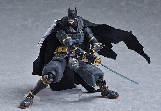 グッスマ「figma ニンジャバットマン 通常版/DX戦国エディション」可動フィギュア が予約開始!アニメのビジュアルそのままに立体化! 0515hobby-ninja-bat-IM002
