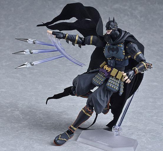 グッスマ「figma ニンジャバットマン 通常版/DX戦国エディション」可動フィギュア が予約開始!アニメのビジュアルそのままに立体化! 0515hobby-ninja-bat-IM003