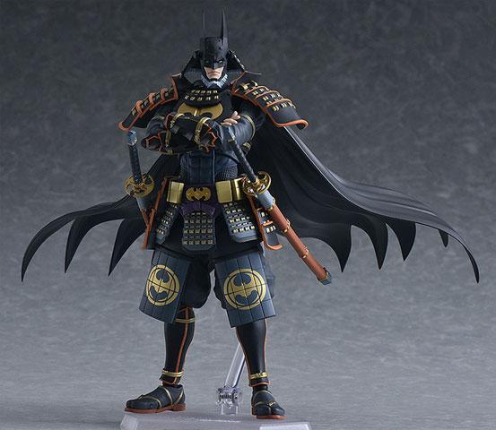 グッスマ「figma ニンジャバットマン 通常版/DX戦国エディション」可動フィギュア が予約開始!アニメのビジュアルそのままに立体化! 0515hobby-ninja-bat-IM004
