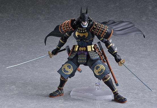 グッスマ「figma ニンジャバットマン 通常版/DX戦国エディション」可動フィギュア が予約開始!アニメのビジュアルそのままに立体化! 0515hobby-ninja-bat-IM005