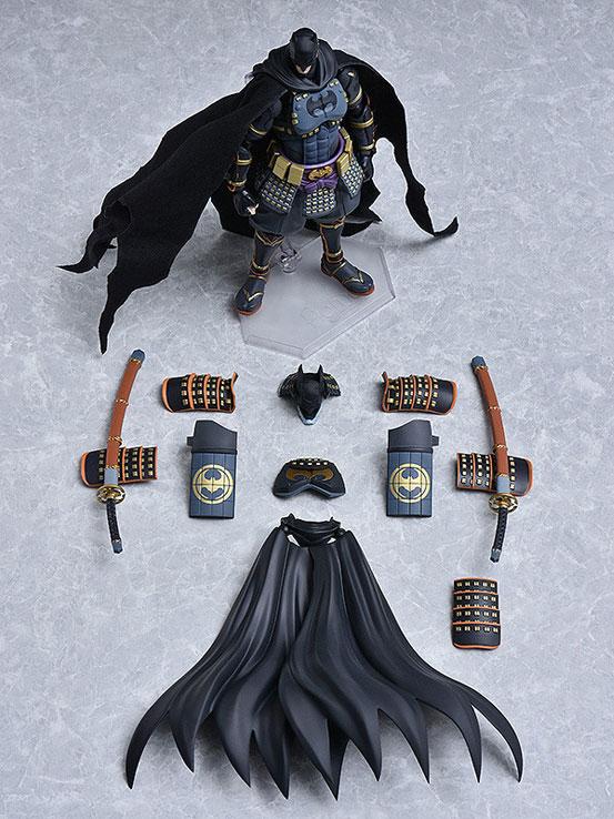 グッスマ「figma ニンジャバットマン 通常版/DX戦国エディション」可動フィギュア が予約開始!アニメのビジュアルそのままに立体化! 0515hobby-ninja-bat-IM006