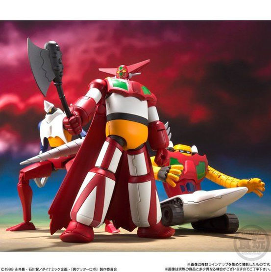 スーパーミニプラ 真(チェンジ!!)ゲッターロボ Vol.1(3個入) が予約開始! 0516hobby-getter-IM007