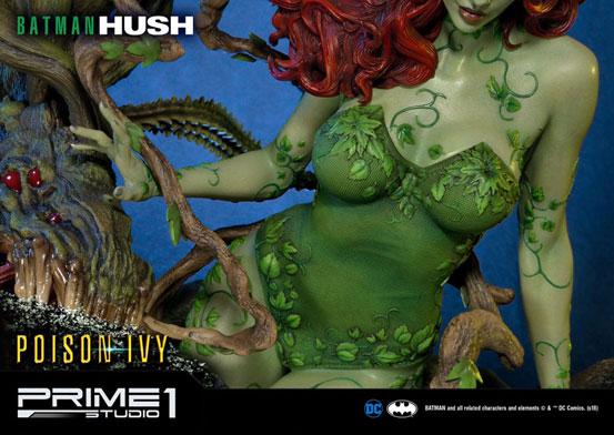 プライム1スタジオ「ミュージアムマスターライン/ バットマン ハッシュ: ポイズン・アイビー」1/3 スタチュー が予約開始! 0518hobby-poison-IM007