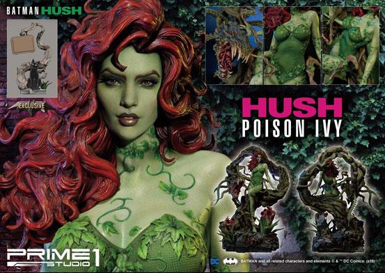 プライム1スタジオ「ミュージアムマスターライン/ バットマン ハッシュ: ポイズン・アイビー」1/3 スタチュー が予約開始! 0518hobby-poison-IM010