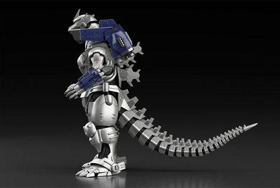 西川伸司先生全面監修!アオシマ「ACKS ゴジラ×メカゴジラ MFS-3 3式機龍」プラモデル が登場! 0608hobby-meka-IM005