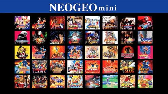 NEOGEO mini 今夏に発売決定!「けものフレンズ FESTIVAL」などが配信開始などゲーム関連記事のまとめ(6/4~6/10)。 0611game-matome-IM001