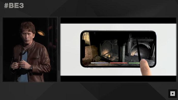 """The Elder Scrolls""のスマホゲーム「The Elder Scrolls: Blades」を発表!βテストの募集も開始! 0612game-news-IM006"