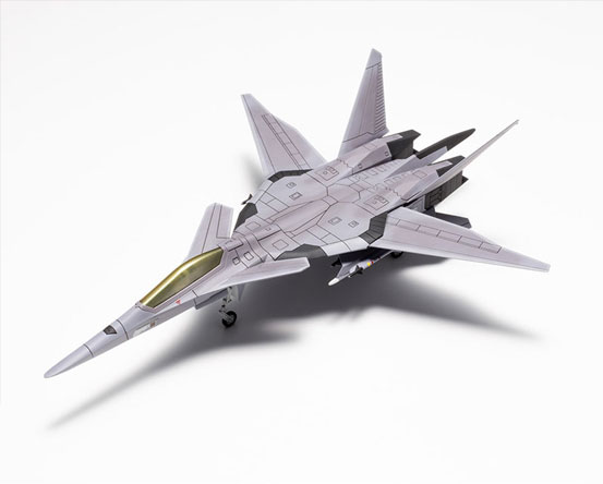1/144 ACE COMBAT INFINITY XFA-27 通常版/〈For Modelers Edition〉 プラモデルが予約開始! 0614hobby-ace-c-IM005
