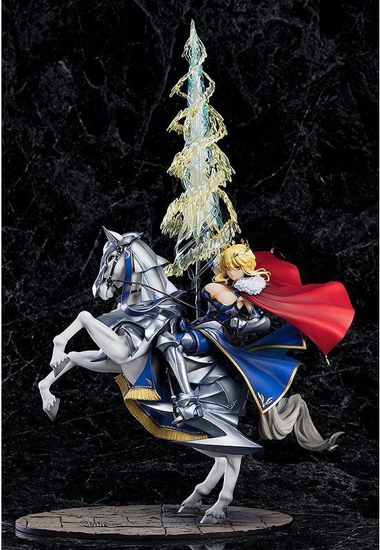 聖槍、抜錨!グッスマ「Fate/Grand Order ランサー/アルトリア・ペンドラゴン」フィギュア が予約開始!霊基第三段階の衣装で立体化! 0614hobby-fgolancer-IM001