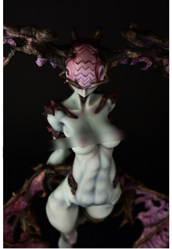 オルカトイズ「デビルマンレディー~The Extreme Devil~」フィギュアが予約開始!禍々しくも美しいビジュアルで立体化! 0615hobby-devil-IM002