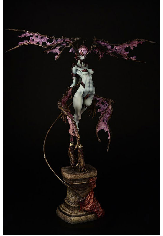 オルカトイズ「デビルマンレディー~The Extreme Devil~」フィギュアが予約開始!禍々しくも美しいビジュアルで立体化! 0615hobby-devil-IM004