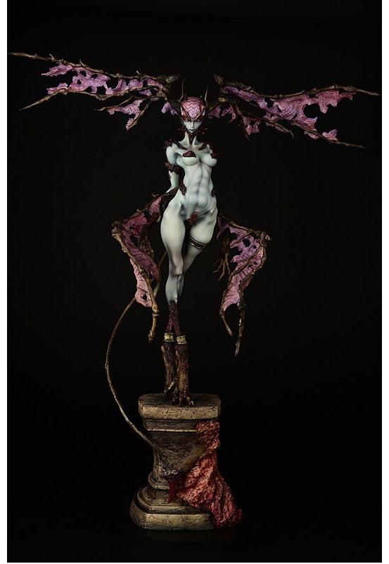 オルカトイズ「デビルマンレディー~The Extreme Devil~」フィギュアが予約開始!禍々しくも美しいビジュアルで立体化! 0615hobby-devil-IM005