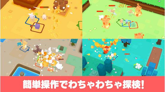 スマホ版「ポケモンクエスト」の事前登録が、本日(6/20)より各ストアにて開始! 0620game-news-IM003