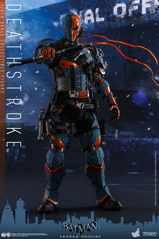 ビデオゲーム・マスターピース バットマン:アーカム・ビギンズ デスストローク 可動フィギュアが予約開始! 0620hobby-deth-IM001