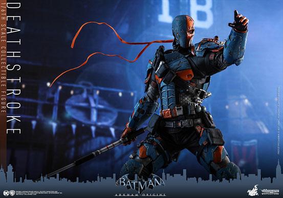 ビデオゲーム・マスターピース バットマン:アーカム・ビギンズ デスストローク 可動フィギュアが予約開始! 0620hobby-deth-IM005