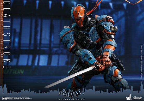 ビデオゲーム・マスターピース バットマン:アーカム・ビギンズ デスストローク 可動フィギュアが予約開始! 0620hobby-deth-IM006