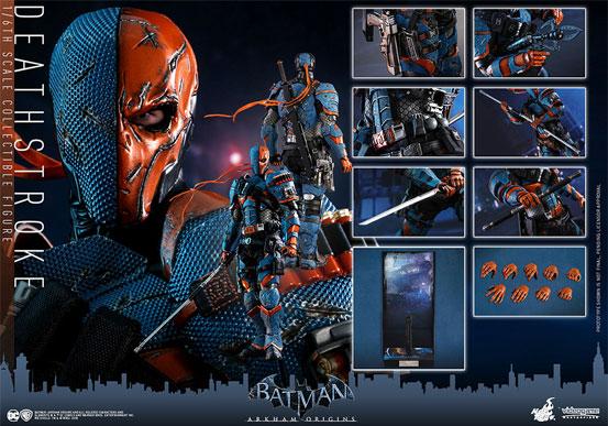 ビデオゲーム・マスターピース バットマン:アーカム・ビギンズ デスストローク 可動フィギュアが予約開始! 0620hobby-deth-IM007