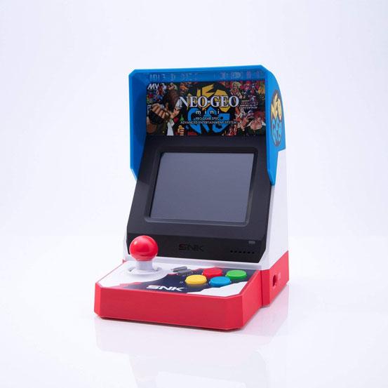 """""""NEOGEO mini""""が7月24日に発売決定!本体に加え専用コントローラーなども予約開始! 0622hobby-neogeo-IM003"""