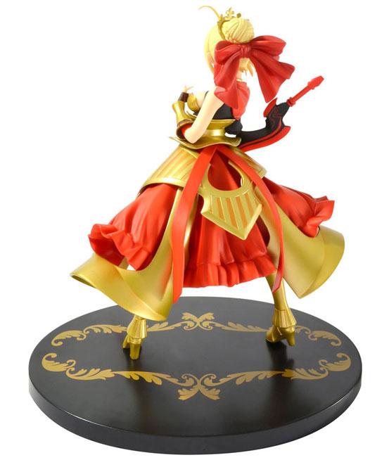 煌びやかな金の鎧のセイバー!Fate/EXTRA CCC セイバー神話礼装 フィギュアが登場! 0628hobby-nero-IM002