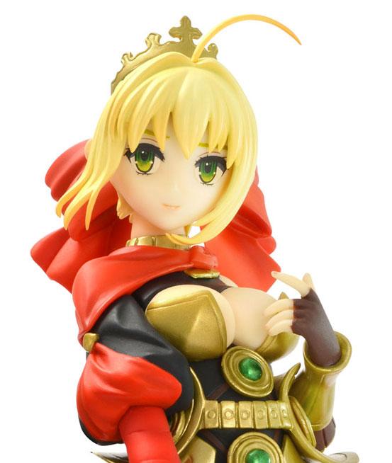 煌びやかな金の鎧のセイバー!Fate/EXTRA CCC セイバー神話礼装 フィギュアが登場! 0628hobby-nero-IM003