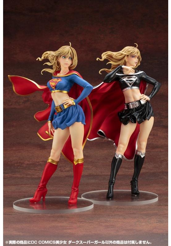 不敵な笑みを浮かべたダークバージョン!DC COMICS美少女 ダークスーパーガール フィギュアが一部店舗限定で予約開始! 0629hobby-dark-super-IM002