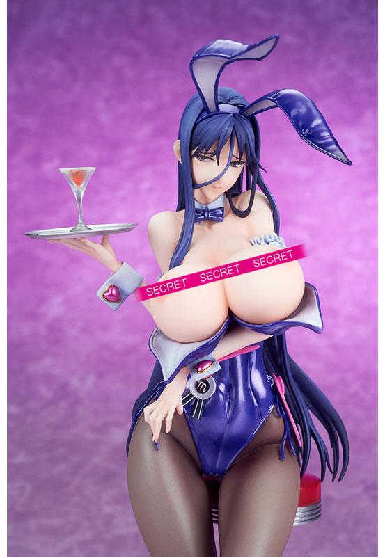 胸のカップはキャストオフ可能!魔法少女 ミサ姉 バニーガールStyle Q-six フィギュアが予約開始! 0629hobby-misa-IM002