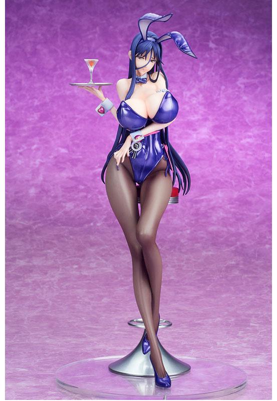 【DMM 4点在庫あり】胸のカップはキャストオフ可能!魔法少女 ミサ姉 バニーガールStyle キュアーズQ フィギュアが登場! 0629hobby-misa-IM007