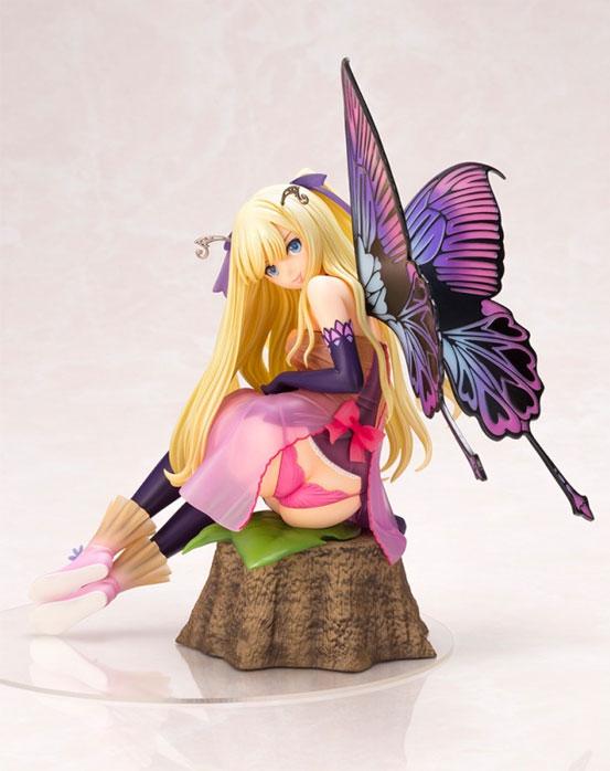 Tony'sヒロインコレクション 紫陽花の妖精 アナベル が予約開始!セクシー&キュートなポージングで立体化! 0710hobby-tony-IM001