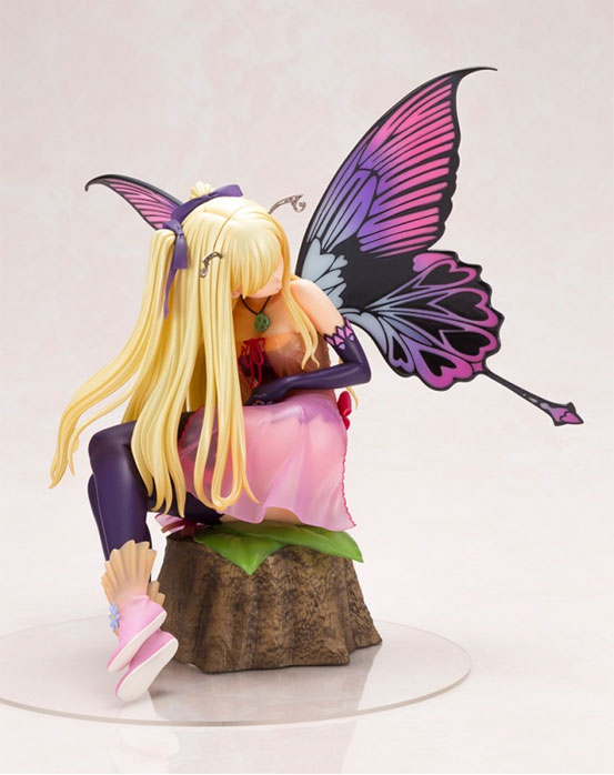 Tony'sヒロインコレクション 紫陽花の妖精 アナベル が予約開始!セクシー&キュートなポージングで立体化! 0710hobby-tony-IM004