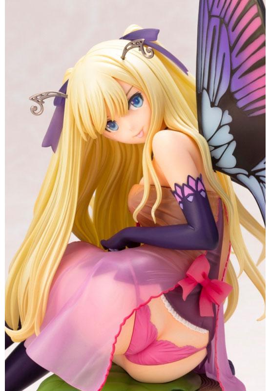 Tony'sヒロインコレクション 紫陽花の妖精 アナベル が予約開始!セクシー&キュートなポージングで立体化! 0710hobby-tony-IM005
