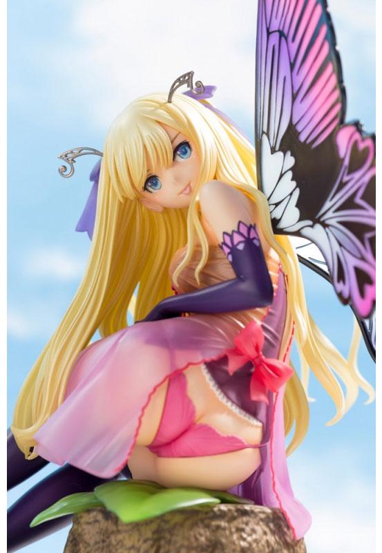 Tony'sヒロインコレクション 紫陽花の妖精 アナベル が予約開始!セクシー&キュートなポージングで立体化! 0710hobby-tony-IM006