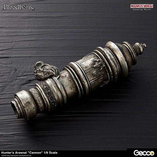 Gecco Bloodborne/ ハンターズ・アーセナル 教会の石鎚・大砲・獣肉断ち が登場!コレクションボードも再販! 0701hobby-hunters-IM004