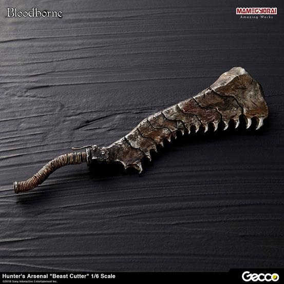 Gecco Bloodborne/ ハンターズ・アーセナル 教会の石鎚・大砲・獣肉断ち が登場!コレクションボードも再販! 0701hobby-hunters-IM005