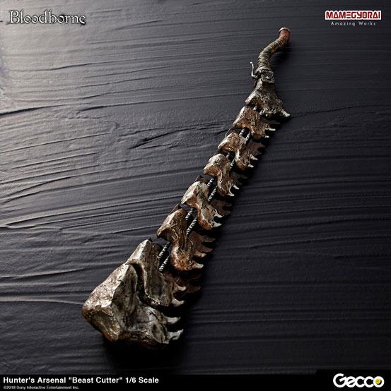 Gecco Bloodborne/ ハンターズ・アーセナル 教会の石鎚・大砲・獣肉断ち が登場!コレクションボードも再販! 0701hobby-hunters-IM006