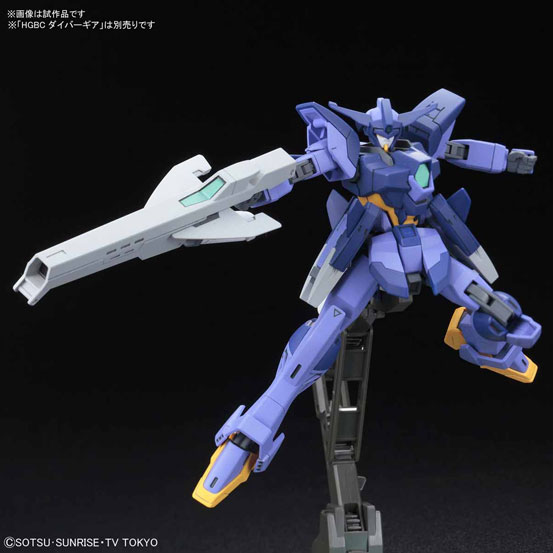Figure-rise Standard BUILD DIVERS ダイバーナミ など6点。ガンダム ビルドダイバーズ 新作情報※7月21日更新 0704hobby-bd-IM004
